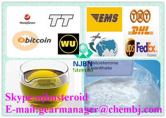 High Pure Raw Steroid Powders